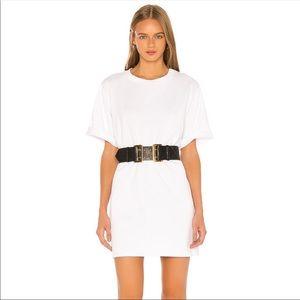 GRLFRND Paulie Oversized Tee Shirt (Dress)